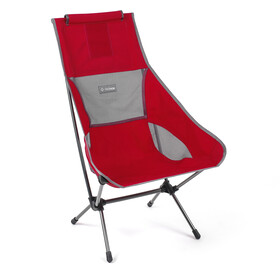 Helinox Chair Two, scarlet/iron/steel grey